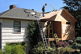 new entry under construction